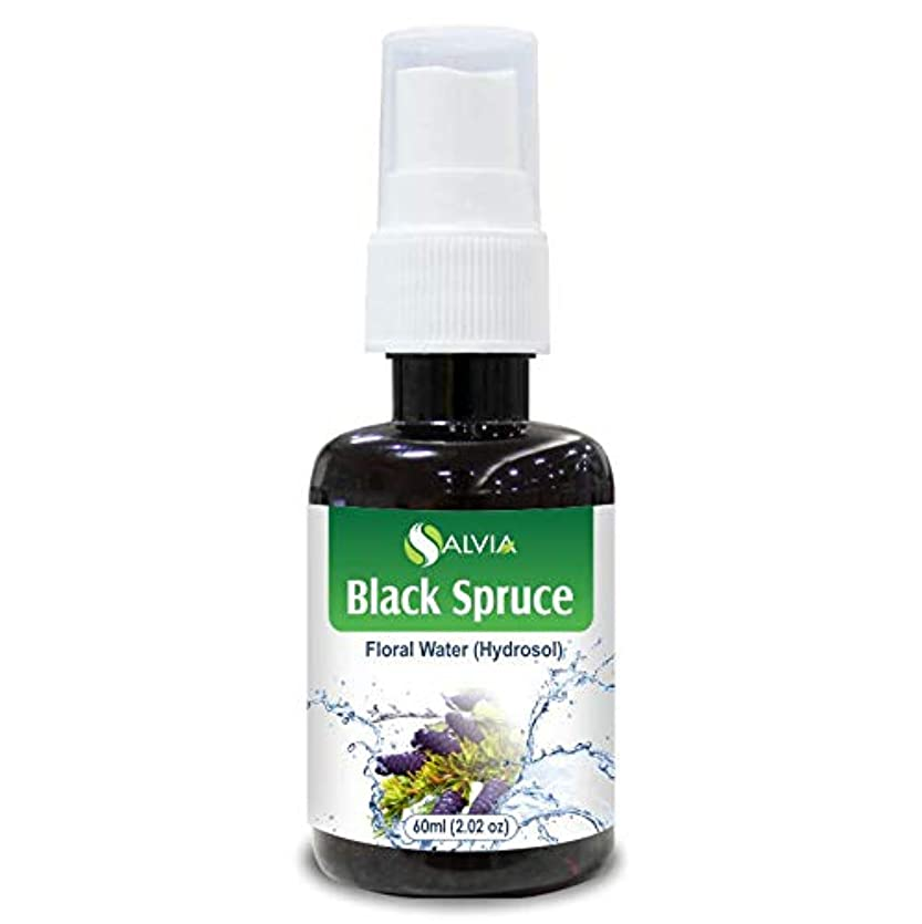 三角防衛赤面Black Spruce Floral Water 60ml (Hydrosol) 100% Pure And Natural