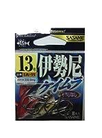 ささめ針(SASAME) IA-11 伊勢尼 ケイムラ 13