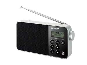 SONY ワンセグTV音声/FMステレオ/AMラジオ ブラック XDR-55TV/B