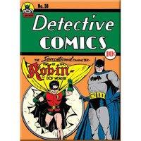 Detective Comics Introducing DC Comics Batman Robinマグネット21145dc
