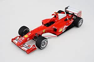 フェラーリF2004サンマリノGP優勝モデル Amalgam1/8スケール