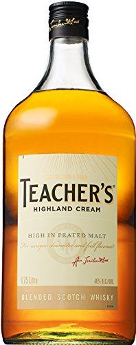 スコッチウイスキー ティーチャーズ ハイランドクリーム 1750ml