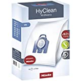 Miele 09917730 HyClean 3D Efficiency GN Dustbags, White, Pack of 4
