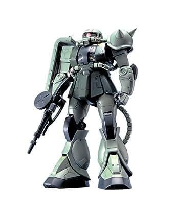 MG 1/100 MS-06S シャア・アズナブル専用 ザクII (機動戦士ガンダム)