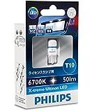PHILIPS(フィリップス)エクストリームアルティノンLEDT10 360°セラライト ライセンスランプ6700K 50lm 127996700KX1