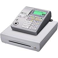 カシオ計算機 レジスター シルバー TE-400-SRL