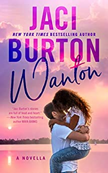 Wanton by [Burton, Jaci]