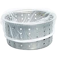 Sweetimes 水切りネット 浅型 排水口 ストッキング ごみシャット 台所用水切袋 たっぷり使える200枚セット…