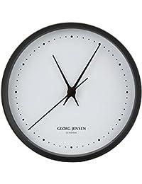 [ ジョージ・ジェンセン ] Georg Jensen Damask ウォールクロック 22cm ヘニング コッペル ステンレス 358757 HENNING KOPPEL WALL CLOCK 掛け時計 壁掛け 北欧