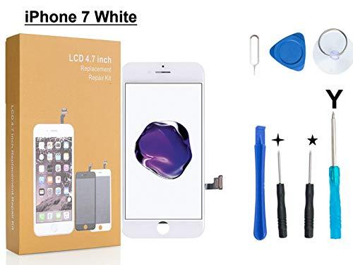 d758391134 第20位:Oli & Ode iPhone 7 4.7 インチ3Dタッチスクリーン修理交換