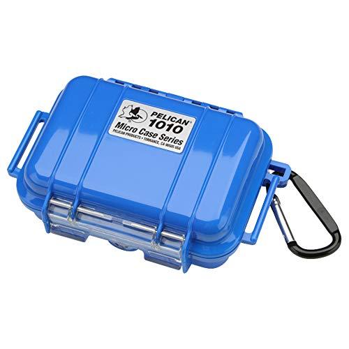 小型防水ハードケース 1010HK ブルー 1010HKBL 0.2L
