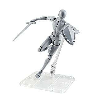 S.H.フィギュアーツ ボディくん -宝井理人- Edition DX SET (Gray Color Ver.) 約145mm ABS&PVC製 塗装済み可動フィギュア