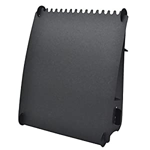 タカ印 ディスプレイ 44-5816 オリジナルワークス ネックレスボード 組立式 2個 ブラック