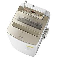 パナソニック 8.0kg 洗濯乾燥機 泡洗浄 シャンパン NA-FW80S6-N