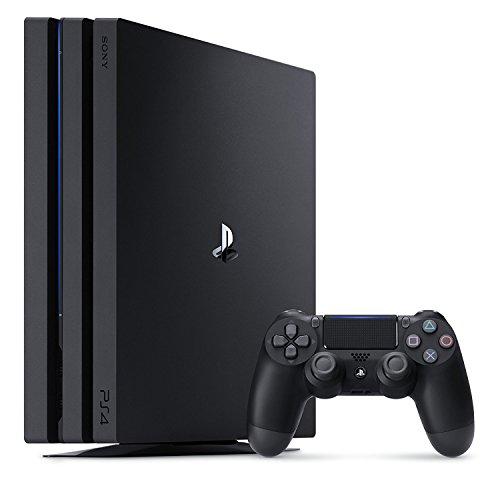 PlayStation 4 Pro ジェット・ブラック 1TB (CUH-7000BB01)をアマゾンで購入