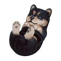 スマホスタンド スマートフォン スタンド 犬 猫 ネコ (黒柴)