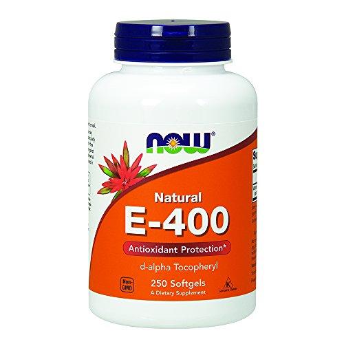 E-400(d-アルファ・トコフェロール) 250錠 海外直送品