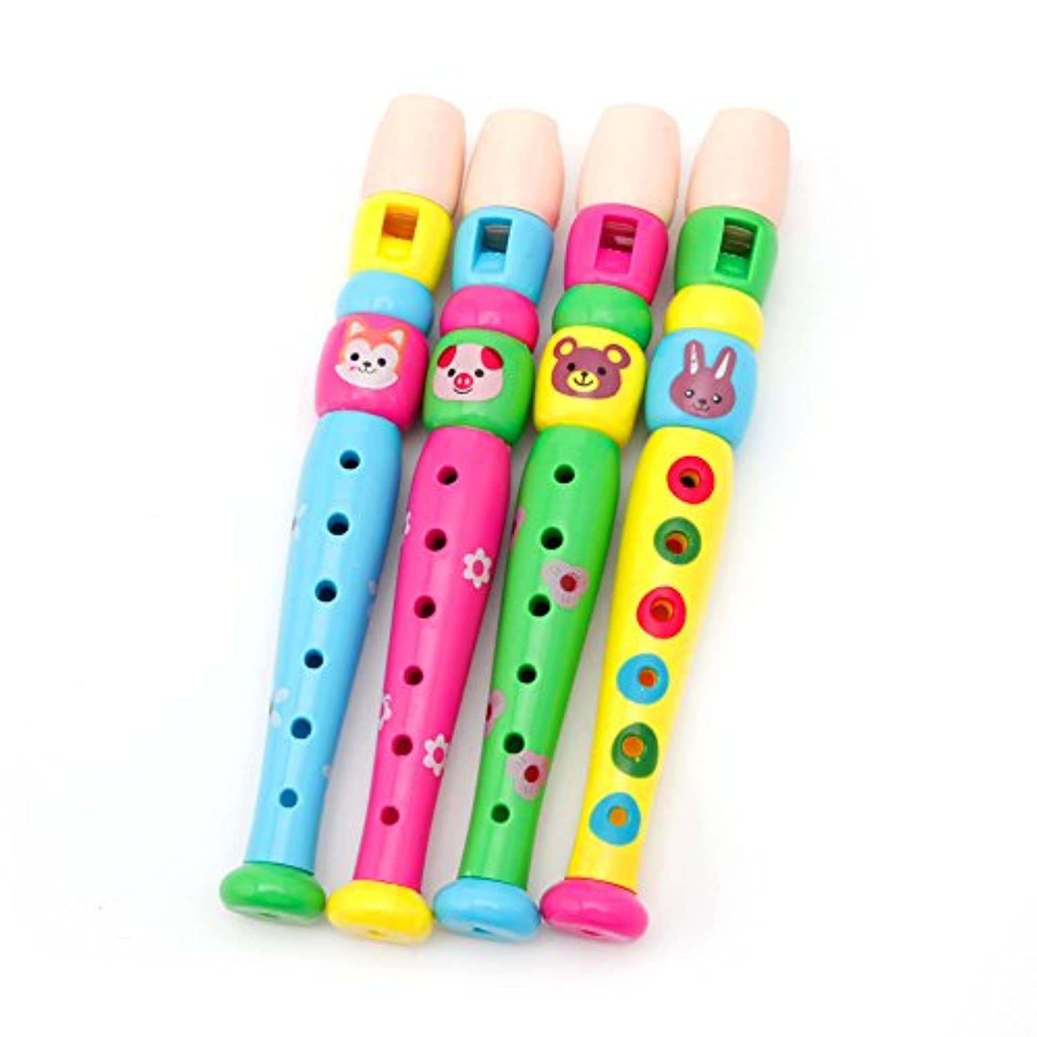 Stebcece Kid Piccolo Flute Musical Instrument Early Learning Educational Toy For Children