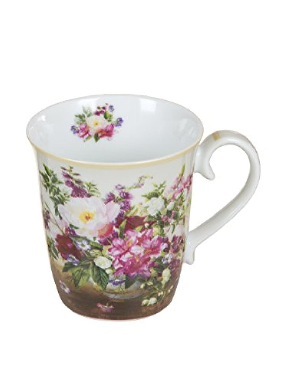 Bravissima Kitchen - Natural Flower Bouquet Coffee Cup
