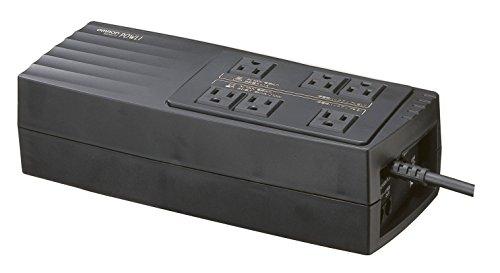 オムロン 無停電電源装置(常時商用給電/テーブルタップ型) 350VA/210W BZ35LT2