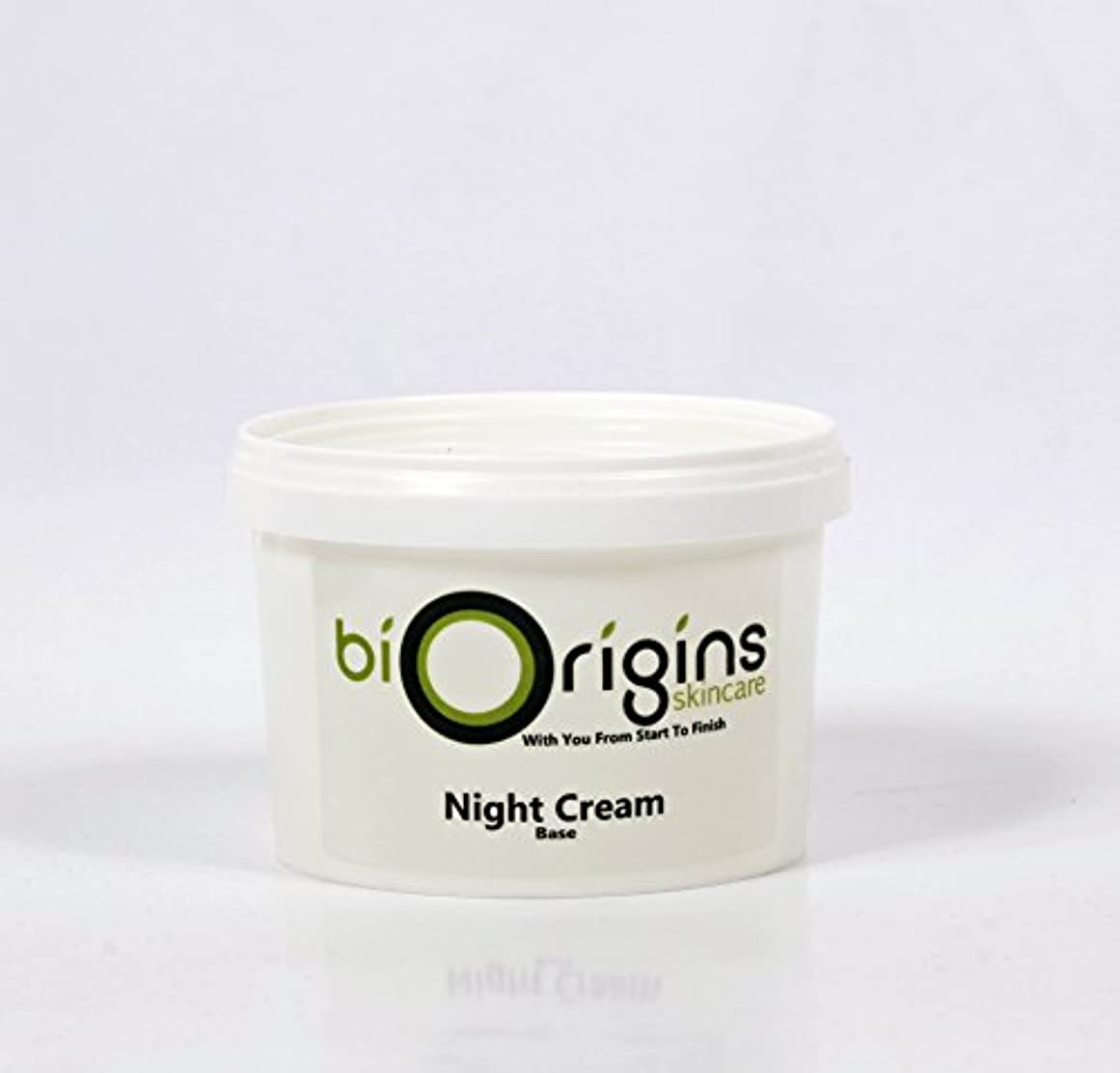 道徳教育回復第五Night Cream - Botanical Skincare Base - 500g