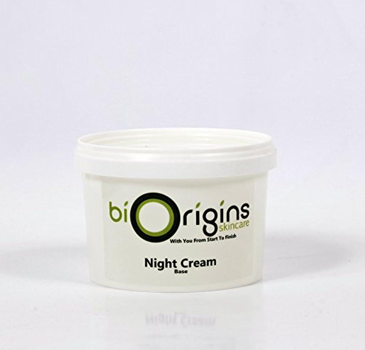 明確な明確な民兵Night Cream - Botanical Skincare Base - 500g