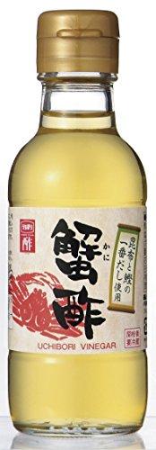 内堀醸造 蟹酢(かにす) 150ml