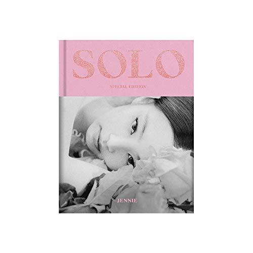 【YG公式】 早期購入特典あり JENNIE [SOLO] PHOTOBOOK -SPECIAL EDITION- 韓国盤 ジェニー ブラックピンク ソロ フォトブック スペシャル エディション 写真集 ブルピン 韓国 アイドル 歌手 BLACKPINK