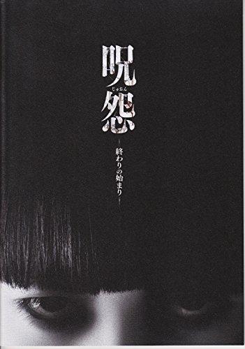 【映画パンフレット】 『呪怨 終わりの始まり』 監督:落合正幸.出演:佐々木希.小林颯