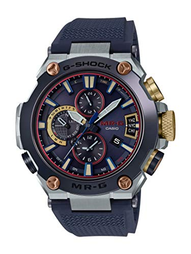 カシオ G-Shock MR-G MRG-G2000RJ-2A JYURYOKU Maru スペシャルエディション チタニウム コバリオン Bluetooth腕時計