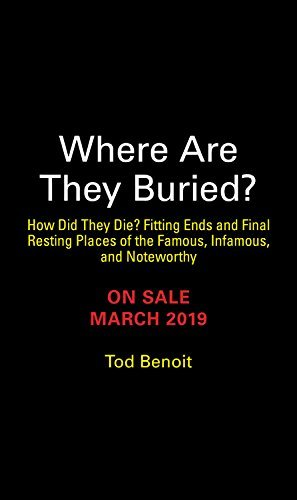 Where Are They Buried?: How Did They Die? Fitting Ends and Final Resting Places of the Famous, Infamous, and Noteworthy (English Edition)