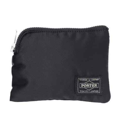 (ヘッド・ポーター) HEAD PORTER | TANKER-ORIGINAL | ZIP WALLET BLACK