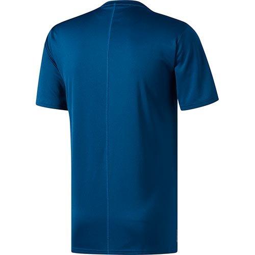 (アディダス)adidas ランニングウェア RESPONSE 半袖Tシャツ NDX88 [メンズ] NDX88 BS3273 ブルーナイトF17 J/M