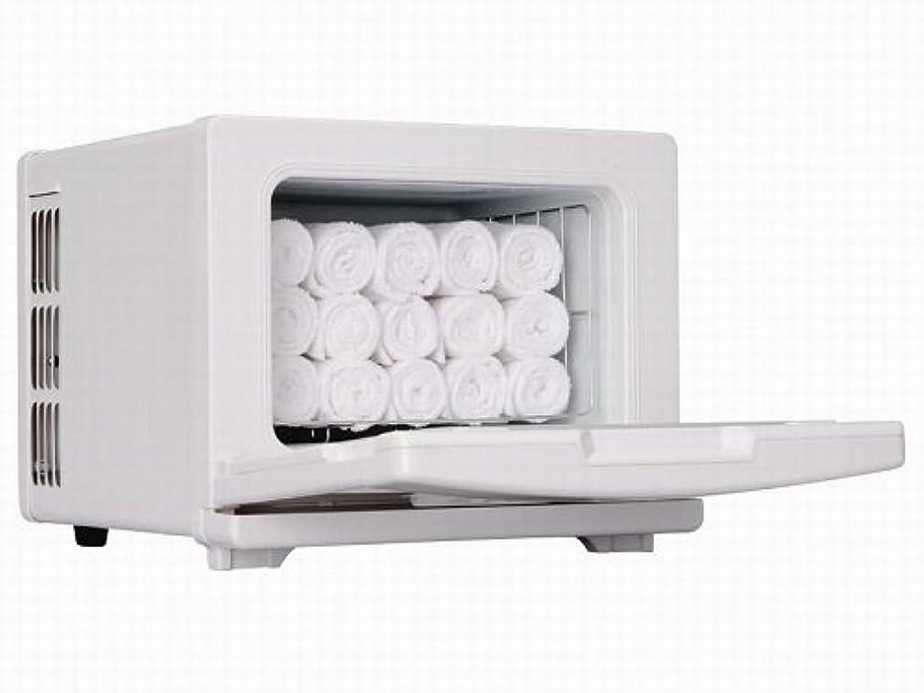 竜巻アラーム痛いタオルウォーマー&クーラー  温?冷ダブル機能を搭載!おしぼりが25~30本程度、ハンドタオルで8~10本程度入ります。