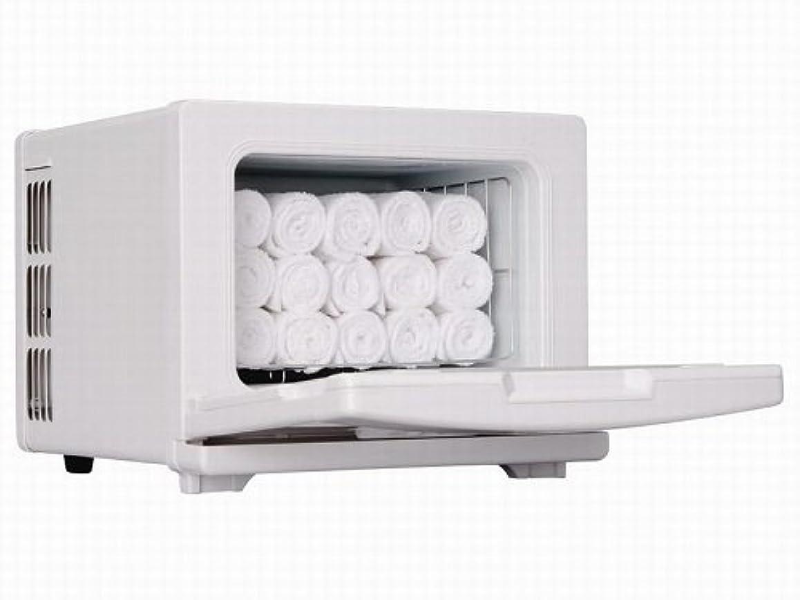 スカーフフォーク展示会タオルウォーマー&クーラー  温?冷ダブル機能を搭載!おしぼりが25~30本程度、ハンドタオルで8~10本程度入ります。