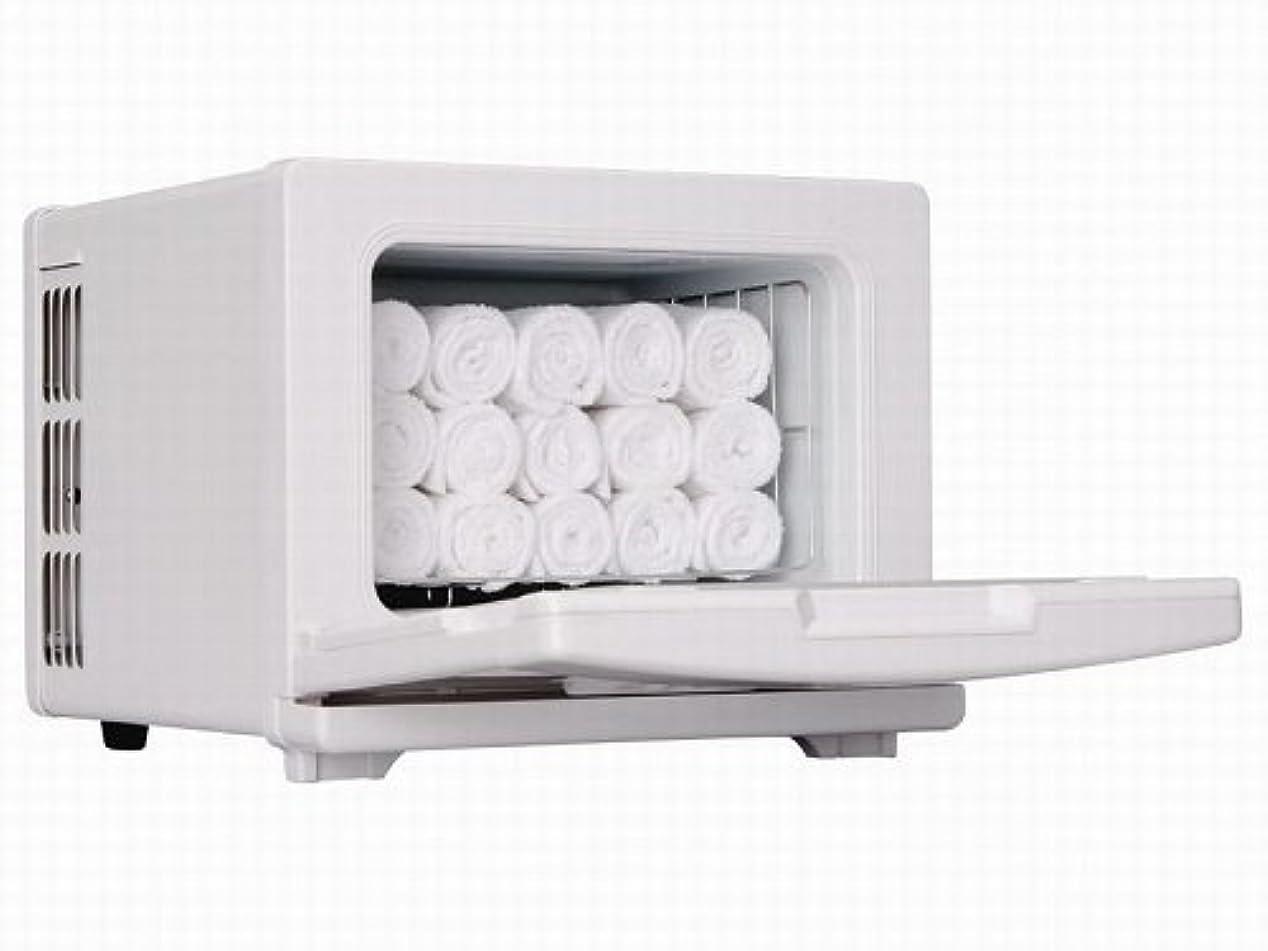 玉提供された株式会社タオルウォーマー&クーラー  温?冷ダブル機能を搭載!おしぼりが25~30本程度、ハンドタオルで8~10本程度入ります。