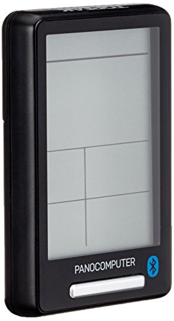 美人前売独立したTOPEAK(トピーク) パノコンピューター セット ブラック