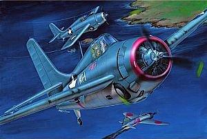 1/32  グラマン F4F-3ワイルドキャット 後期型