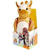 Goldbug Animal 2 In 1 Harness Fun Harness Converts Into A Backpack. Fun And Friendly. - Giraffe by BBY4ALL