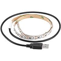 Zhaozhe LEDテープライト USB接続 両面テープ 切断可能 疲れ目に効く照明 クリスマス パーティー