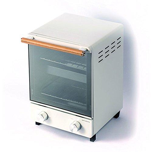 RoomClip商品情報 - アマダナ オーブントースター(タテ型) ホワイト ATT-T11W