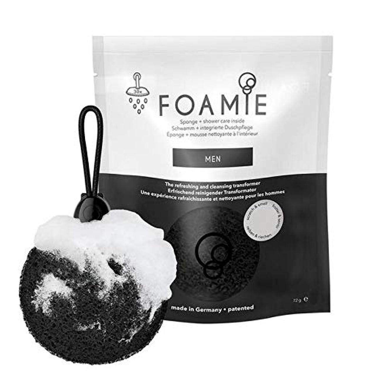 回想不当ライン[Foamie] Foamieメンズスポンジ&ボディウォッシュ - Foamie Men's Sponge & Body Wash [並行輸入品]