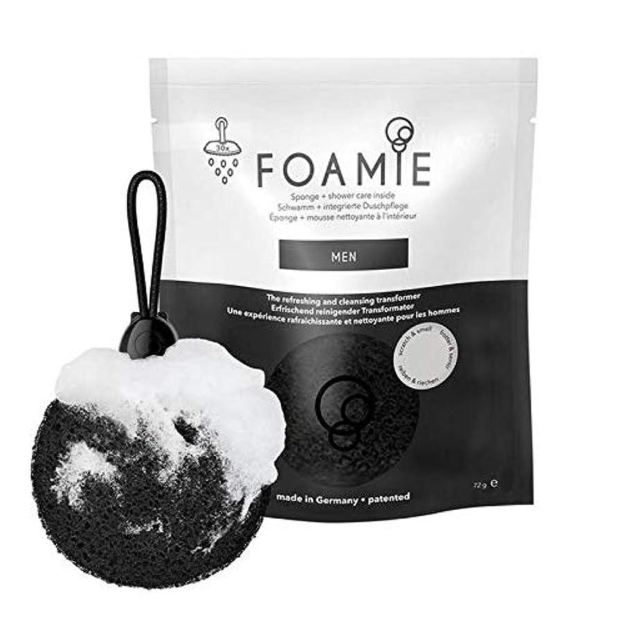 歴史地震報復[Foamie] Foamieメンズスポンジ&ボディウォッシュ - Foamie Men's Sponge & Body Wash [並行輸入品]