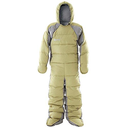 ロゴス 寝袋 ダウンワンピースシュラフ・-6[最低使用温度-6...