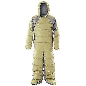 ロゴス 寝袋 ダウンワンピースシュラフ・-6[最低使用温度-6度] 72600500