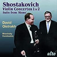 Shostakovich: Violin Concertos