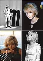 [4枚セット] シルヴィ・バルタン 写真(S) Portrait Photograph #4S1