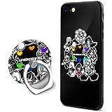 な アンダーテール ゲーム キャラ IPhone 8/iPhone7 ケース リング付き 薄型 衝撃防止 アイフォンプラスカバー 傷つき防止 指紋防止 ネイキッド