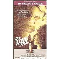 For Love Alone [VHS] [並行輸入品]