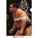 大相撲 2018年( 平成30年 ) カレンダー クリアファイル2枚付き 鶴竜セット